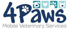 4 Paws Mobile Veterinary Clinic | Mobile Veterinarian South San Francisco